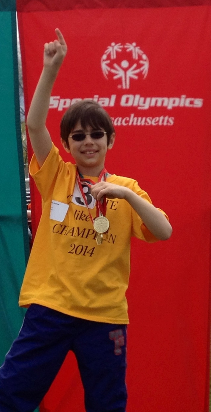 Special Olympics Field Day 2014