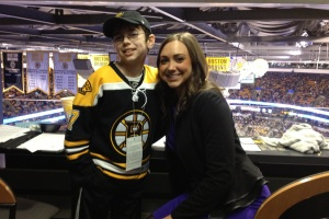 With Caryn Switaj in between periods