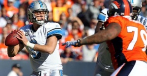 The Broncos defense will be in for a surprise when Matthew Stafford throws fire.