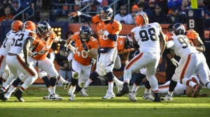 As expected, the Broncos offense will go nearly untouched.