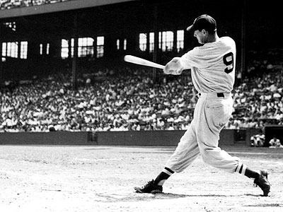Image result for ted williams .400
